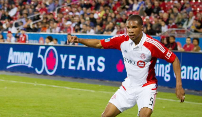 Ryan Johnson PHOTO: CANADA SOCCER/JESSICA BOTTS