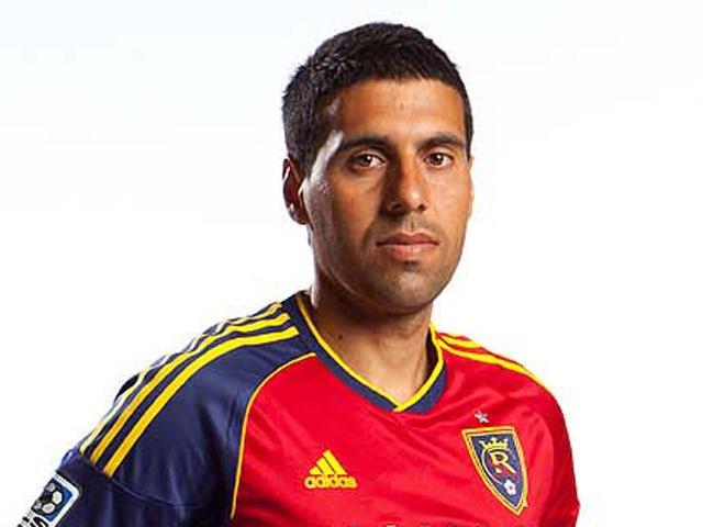 Javier Morales 2012