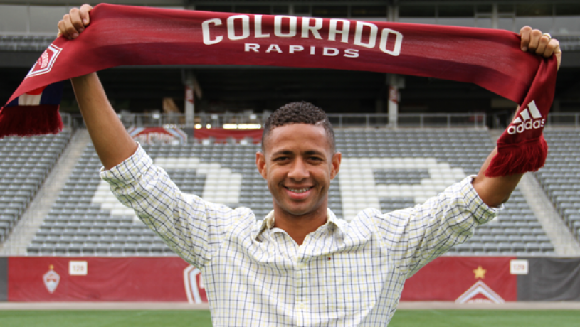 Gabriel Torres PHOTO: COLORADO RAPIDS