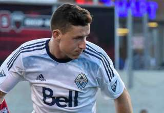 Fraser Aird PHOTO: CANADA SOCCER/STEVE KINGSMAN