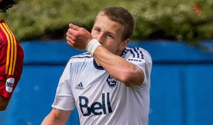 Brett Levis PHOTO: VANCOUVER WHITECAPS