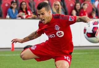 Sebastian Giovinco PHOTO: PAUL GIAMOU/CANADA SOCCER