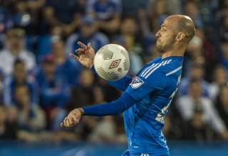 Laurent Ciman PHOTO: ROGERIO BARBOSA/CANADA SOCCER