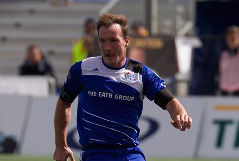 Albert Watson PHOTO: TONY LEWIS/FC EDMONTON