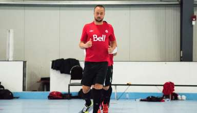 Freddy Moojen PHOTO: MARTIN BAZYL/CANADA SOCCER