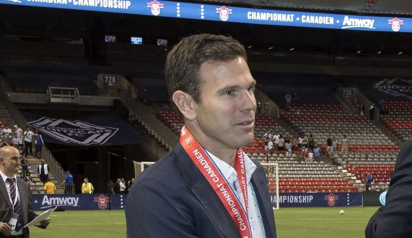 Greg Vanney PHOTO: JAY SHAW/CANADA SOCCER